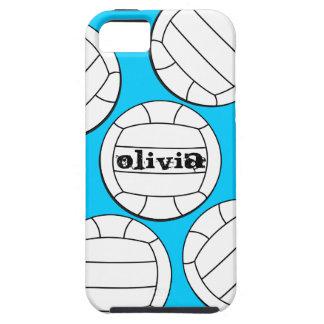 Caso del iPhone 5 del voleibol iPhone 5 Funda