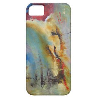 """caso del iPhone 5, energía 2"""" del aceite abstracto iPhone 5 Coberturas"""