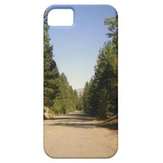 caso del iPhone 5 - estiramiento largo del camino iPhone 5 Fundas