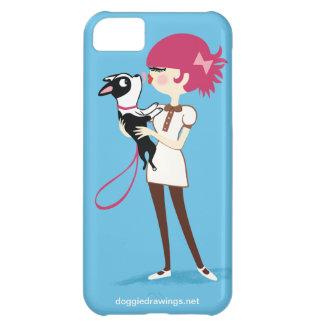 caso del iPhone 5 La boogie ama a Boris Todo-Pod