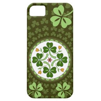 caso del iPhone 5 - maleficio irlandés de la buena iPhone 5 Case-Mate Cárcasas