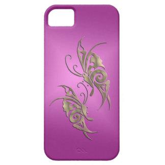 caso del iPhone 5 - mariposa iPhone 5 Funda