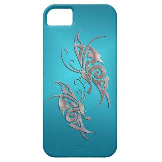 caso del iPhone 5 - mariposa iPhone 5 Fundas