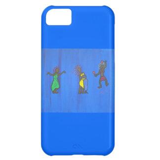 caso del iPhone 5 - mujeres música danza