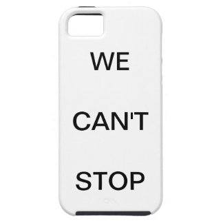 caso del iPhone 5 - no podemos parar iPhone 5 Fundas
