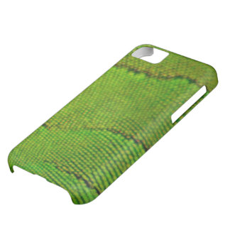 caso del iPhone 5 - piel de la iguana