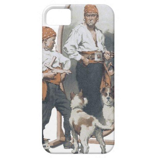 caso del iPhone 5 - piratas iPhone 5 Case-Mate Funda