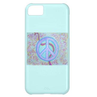 caso del iPhone 5 - signo de la paz
