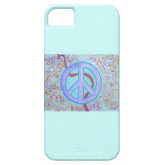 caso del iPhone 5 - signo de la paz iPhone 5 Case-Mate Funda