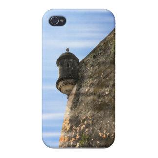 caso del iPhone 5 - viejas imágenes de San Juan iPhone 4/4S Funda