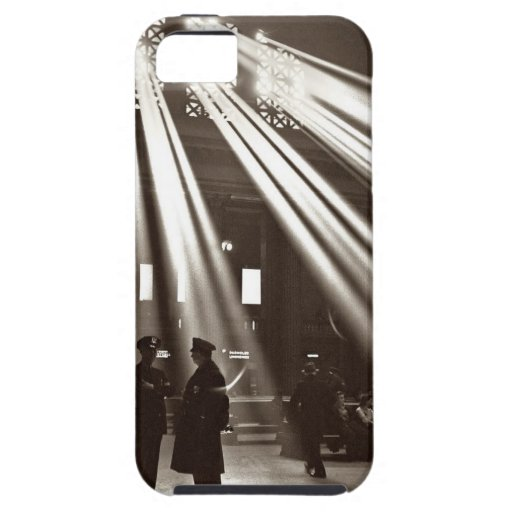 caso del iPhone 5 - vintage New York City iPhone 5 Case-Mate Protectores