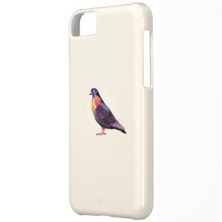 Caso del iPhone 5C de Barely There de la paloma Funda Para iPhone 5C