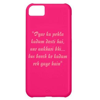Caso del iPhone 5C de la cita de Kal Ho Naa Ho