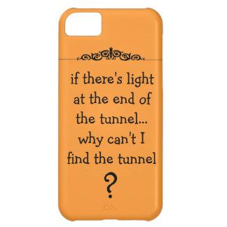 Caso del iPhone 5C de la cita de la vida