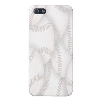 Caso del iPhone 5C de los béisboles iPhone 5 Carcasa