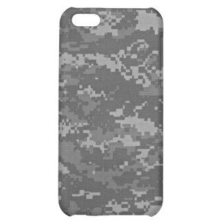 Caso del iPhone 5C del camuflaje del ACU Digital