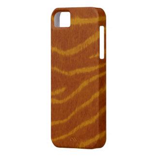 Caso del iPhone 5G del tigre iPhone 5 Funda