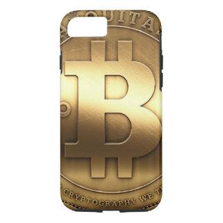 Caso del iPhone 5s de Bitcoin Funda iPhone 7