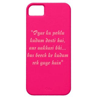 Caso del iPhone 5S de la cita de Kal Ho Naa Ho iPhone 5 Carcasa