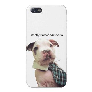 Caso del iPhone 5s de Sr. Fig Newton