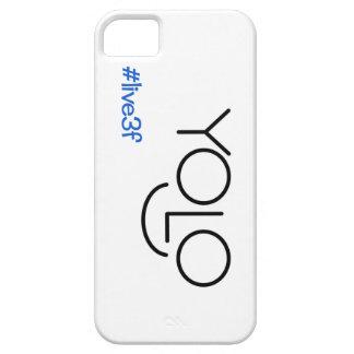 Caso del iPhone 5s de YOLO iPhone 5 Carcasas