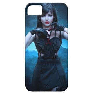 caso del iPhone 5s - viuda negra iPhone 5 Case-Mate Funda