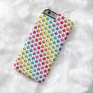 caso del iPhone 6/6S - arco iris todas las Funda De iPhone 6 Barely There