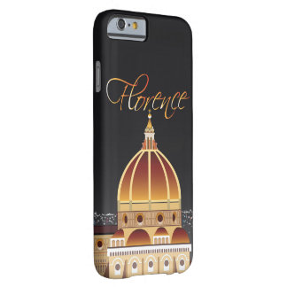 Caso del iPhone 6/6S Barely There del Duomo Funda Barely There iPhone 6
