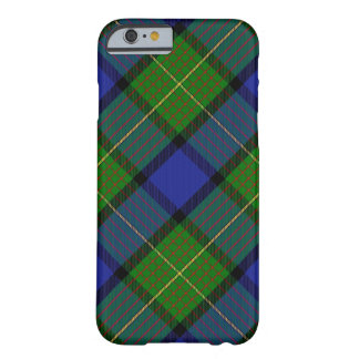 Caso del iPhone 6/6S Barely There del tartán de Funda Para iPhone 6 Barely There