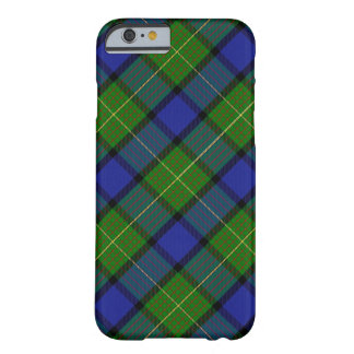 Caso del iPhone 6/6S Barely There del tartán Funda Para iPhone 6 Barely There
