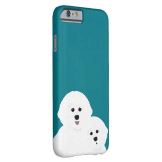 Caso del iPhone 6/6s de Bichon Frise Funda Barely There iPhone 6
