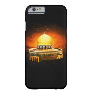 Caso del iphone 6/6s de la mezquita del al-Aqsa Funda De iPhone 6 Barely There