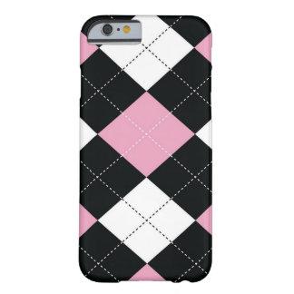caso del iPhone 6 - Argyle ajusta - RockCandy Funda De iPhone 6 Barely There