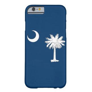 caso del iPhone 6 con la bandera de Carolina del