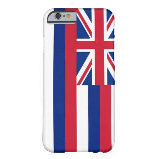 caso del iPhone 6 con la bandera de Hawaii
