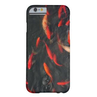caso del iPhone 6 con la imagen del estanque de Funda De iPhone 6 Barely There