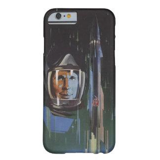 caso del iPhone 6 con la propaganda fresca de URSS Funda De iPhone 6 Barely There