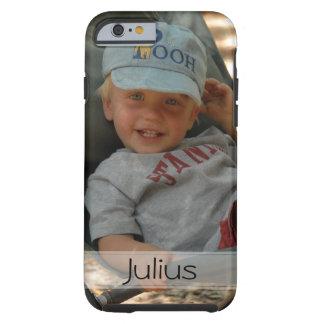 caso del iPhone 6 con su foto Funda Resistente iPhone 6