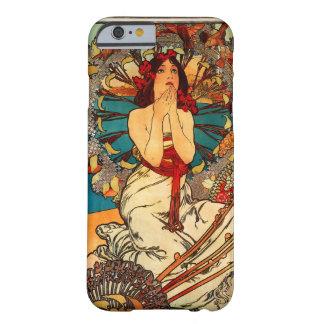 Caso del iPhone 6 de Alfonso Mucha Monte Carlo Funda Para iPhone 6 Barely There