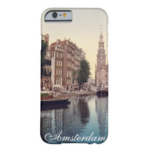 Caso del iPhone 6 de Amsterdam, Funda De iPhone 6 Barely There