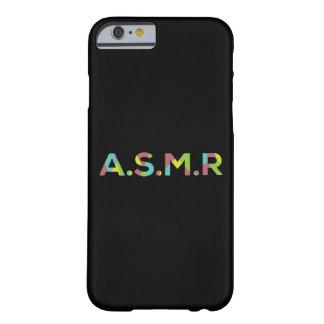 Caso del iPhone 6 de ASMR Funda Barely There iPhone 6