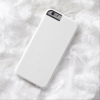 Caso del iPhone 6 de Barely There de la casamata Funda De iPhone 6 Barely There