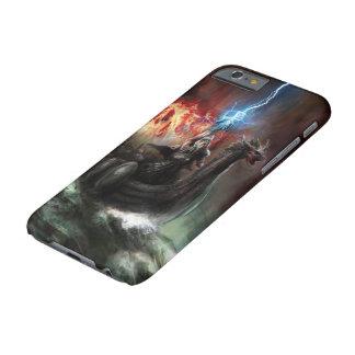 Caso del iPhone 6 de Barely There de la nave de Funda Barely There iPhone 6
