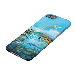 Caso del iPhone 6 de Barely There de los animales Funda Para iPhone 6 Barely There