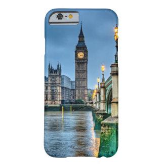 Caso del iPhone 6 de Big Ben Funda De iPhone 6 Barely There