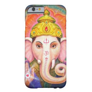 Caso del iPhone 6 de Buda del elefante de Ganesha Funda De iPhone 6 Barely There