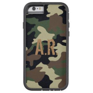 Caso del iPhone 6 de Camo del bosque Funda De iPhone 6 Tough Xtreme
