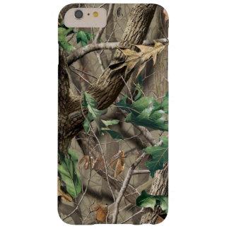 Caso del iPhone 6 de Camo del cazador Funda De iPhone 6 Plus Barely There