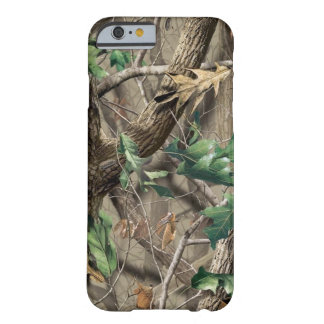 Caso del iPhone 6 de Camo del cazador Funda Barely There iPhone 6