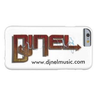 Caso del iPhone 6 de DJ Nel Funda De iPhone 6 Barely There